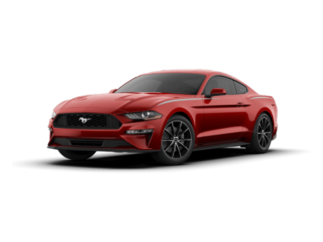 New 2019 Ford Mustang Ecoboost Coupe for sale in Grand Rapids
